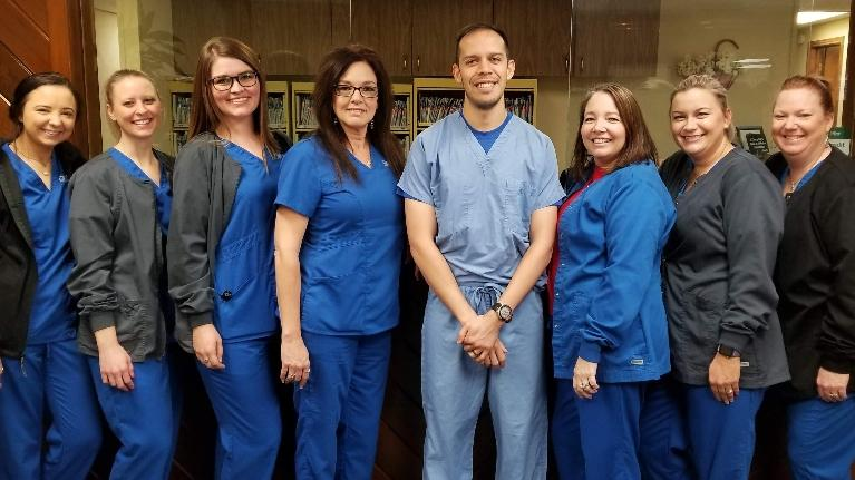 Town East Dental Group Staff Photo